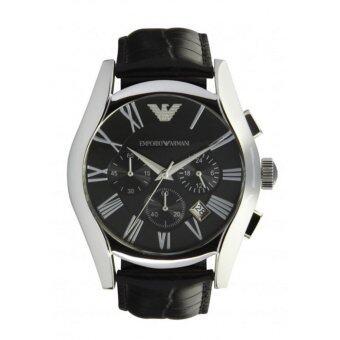 โปรโมชั่นพิเศษ Emporio Armani Chronograph Watch (AR1633)(Black)