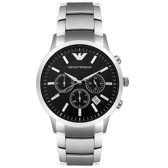 นาฬิกาข้อมือสุภาพบุรุษ Emporio Armani Men's AR2434 ChronographStainless Steel Watch