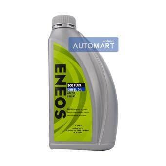 ENEOS น้ำมันเครื่อง ECO PLUS DISEL OIL API CD SAE 40 1ลิตร