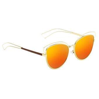 Eyewear Women Retro Vintage Shades Fashion Frame Cat Eye Sunglasses NEW - intl