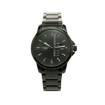 ซื้อ/ขาย EYKI OVERFLY นาฬิกาข้อมือผู้ชาย สายสเเตนเลสดำ รุ่น W8481AG Black