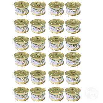Fancy Feast Gourmet Cat Food-Chunky Chicken Feast 85 g x 24 canned อาหารแมวโต (050000426942-24)