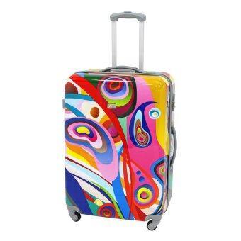 Fantastico กระเป๋าเดินทางเอียร์ฟลาวเวอร์ 28 นิ้ว (71 ซม.)