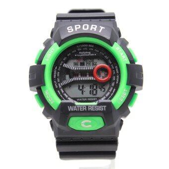 ราคา Fashion DIGITAL นาฬิกาข้อมือชาย,หญิง ระบบ Quartz Digital เรือนและสายยางซิลิโคนเกรดA รุ่น DGT-