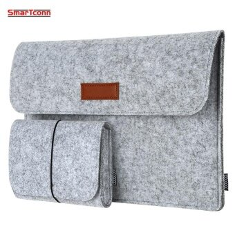 Fashion Soft Sleeve Bag Case For Apple Macbook Air Pro Retina 11 12 13 Laptop Anti-scratch Cover For Mac book 13.3 inch - intl