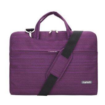 FOPATI Brand 14 - 14.1 inch Laptop bag Multi-functional Business Briefcase Sleeve/ Messenger Bag/ Shoulder bag/Handbag for Acer / Asus / Dell / Lenovo / Hp / Samsung / Sony Ultrabook Chromebook 14'' - intl