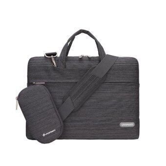 FOPATI Brand 14 - 14.1 inch Tablet Laptop Shoulder Bag Suit Fabric Portable Briefcase Sleeve Case for 14 inch Ultrabook Notebook / Computers / Chromebook Messenger - intl
