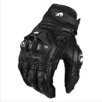 Furygan AFS-6 Big Bike gloves ถุงมือบิ๊กไบค์ Black สีดำ Size ไซด์ M
