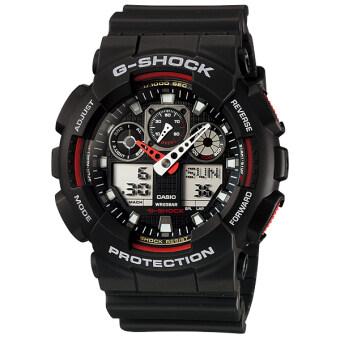 G-Shock ประกันเซ็นทรัล รุ่นGA-100-1A4