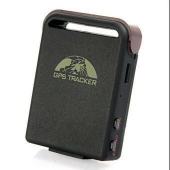 Gadget Tracker TK102 New (Sleep mode) เครื่องติดตามแจ้งพิกัด - สีดำ