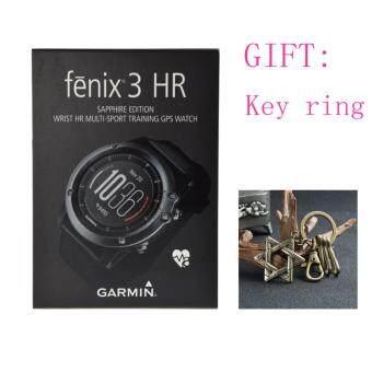 Garmin Fenix 3 HR Sapphire GPS Outdoor Sports Watch w/ Wrist-basedHRM Monitor