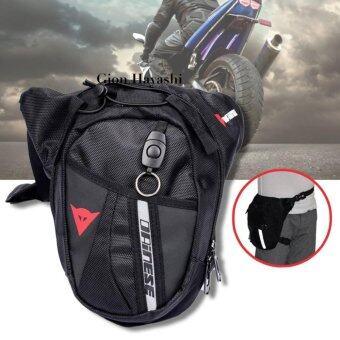 ประกาศขาย Gion-กระเป๋าคาดเอว-ขา Drop Leg Bag Knight Waist Bag Motorcycle(Black)