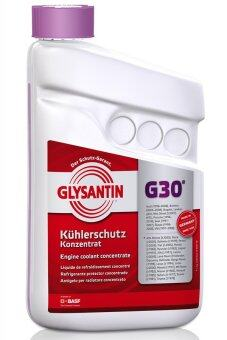 ลดราคา น้ำยาหล่อเย็น กันสนิมหม้อน้ำ Glysantin G30 Coolant (ฝาสีม่วง) 1.5ลิตร – ใช้กับรถญี่ปุ่นหรือเกาหลี