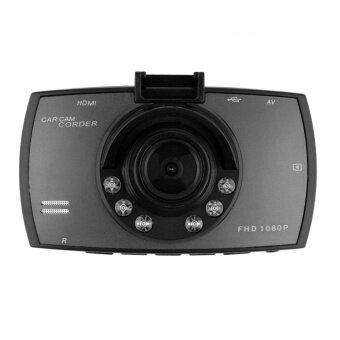 GOOD HD 1080P 2.7\ Car Tachograph DVR IR Night Vision Digital Car Dash Camera - intl
