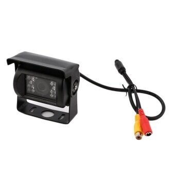 GOOD Waterproof 18LED IR Night Vision Car Rearview Reversing Backup\nCMOS Camera - intl