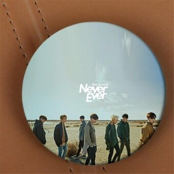 Harga GOT7 Never Ever Album Fashion Brooch Pin Badge Accessories ForClothes Hat Backpack Decoration - intl