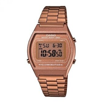 GPL/ Casio Classic B640WC-5A Rose Gold Watch/ship from USA