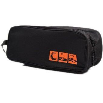 Hanyu Travel Waterproof Shoes Bag Black - 3