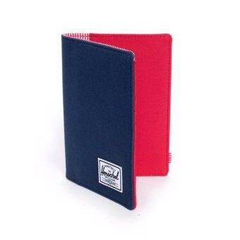 Herschel Raynor - Navy/Red กระเป๋าใส่พาสปอร์ต