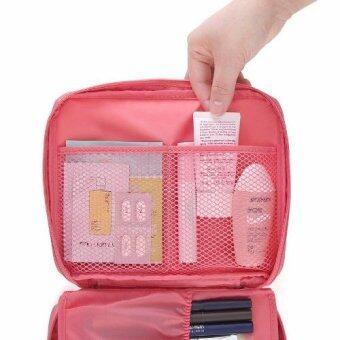 HOP. กระเป๋าใส่อุปกรณ์อาบน้ำ ( Smily Yellow ) - 3