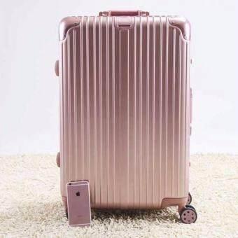Ricardo Bag กระเป๋าเดินทางล้อลาก 26 นิ้วรุ่น PC Pink Gold (สีชมพู)