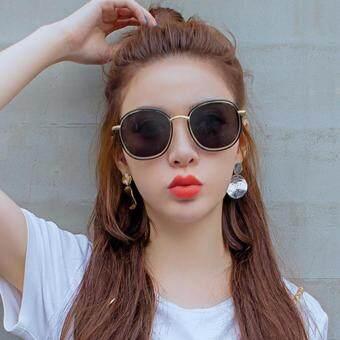 KPshop แว่นกันแดดผู้หญิง แว่นตาแฟชั่น แว่นตาเกาหลี รุ่น LG-029