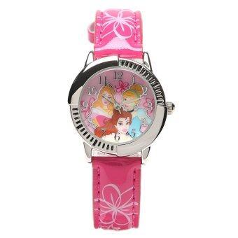 Disney นาฬิกา PRINCESS รุ่น PSFR1242-02B สีชมพู