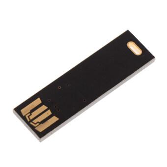 โคมไฟใบกระเป๋า 6 พวงกุญแจมินิยูเอสบีพลังงานแสงคืนแบบพกพา