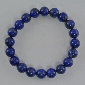 Pearl Jewelry กำไลหินลาปีสราซูลี่ A22