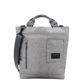 Carry-All กระเป๋าMessengerรุ่น14207สีเทา