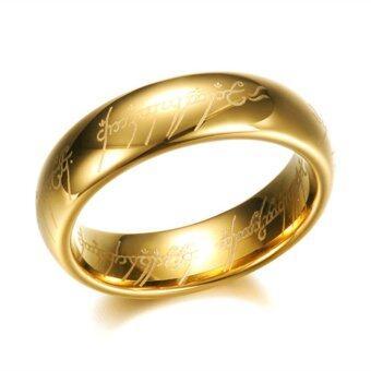 AliZ แหวนเดอะลอร์ดออฟเดอะริง (ทอง)