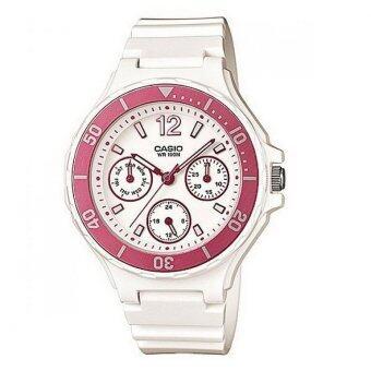 Casio Standard นาฬิกาข้อมือผู้หญิง สายเรซิ่น - รุ่น RW-250H-4A