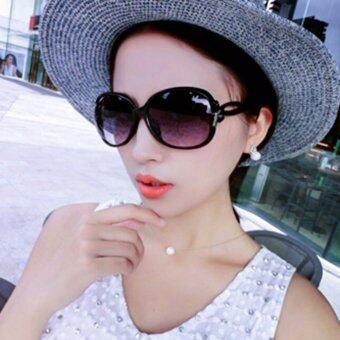 KPshop แว่นกันแดดผู้หญิง แว่นตาแฟชั่น แว่นตาเกาหลี รุ่น LG-036