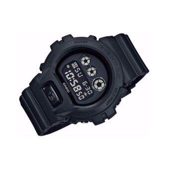 CASIO G-SHOCK รุ่น DW-6900BB-1DR (CMG) นาฬิกาข้อมือ สายเรซิ่น สีดำ