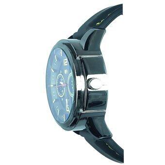 StoretexWatch QF QUART A100 นาฬิกาข้อมือ กันน้ำ (สีเหลือง)