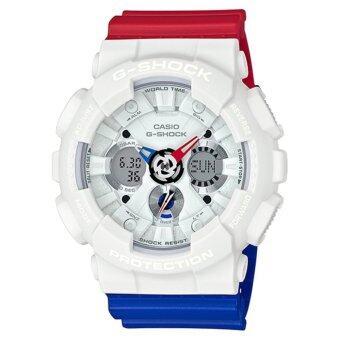 Casio G-Shock นาฬิกาข้อมือรุ่น GA-120TRM-7ADR - ประกัน CMG 1 ปี