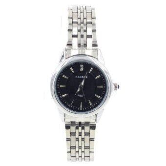 Sevenlight Kalbor นาฬิกาข้อมือผู้หญิง - WP8153 (Silver/ Black)