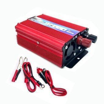 ์Niky power inverter 500w - สีแดง