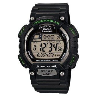 Casio Standard Solar นาฬิกาข้อมือผู้ชาย สายเรซิ่น รุ่น STL-S100H-1A
