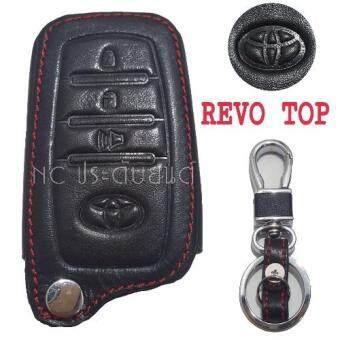 ซองกุญแจหนังแท้ 3D REVO TOP