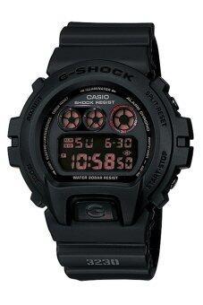Casio G-Shock นาฬิกาผู้ชาย สายเรซิ่น รุ่น DW-6900MS-1DR - สีดำ