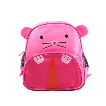 Marino กระเป๋า กระเป๋าเป้ กระเป๋าเป้สะพายหลังสำหรับเด็ก No. 2013 - รูปแมว