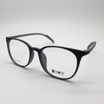 DJ Frank TR-Flex กรอบแว่นตาเกาหลี เนื้อนุ่ม DF002 สีดำเทา