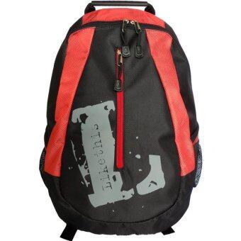 Like กระเป๋าเป้ใส่โน๊ตบุ๊ค รุ่น PH-BP1 - Maroon