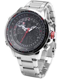 Shark นาฬิกาข้อมือ Winghead Shark COLLECTION Black Red