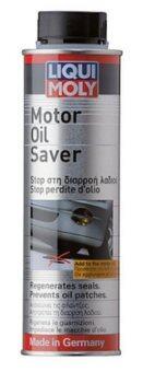 LIQUI MOLY Motor Oil Saver น้ำยาอุดรอยรั่วซึมภายในเครื่องยนต์