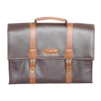 SAPA กระเป๋าPU เกรด A แข็งแรง ทนทาน ทรงกระเป๋านักเรียน ใช้สะพายไหล่และถือได้ รุ่น SK01