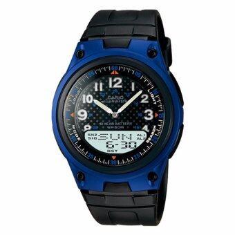 Casio Standard นาฬิกาข้อมือ - รุ่น AW-80-2BV