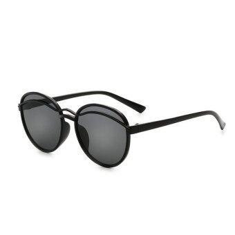 KPshop แว่นกันแดดผู้หญิง แว่นตาแฟชั่น แว่นตาเกาหลี รุ่น LG-047