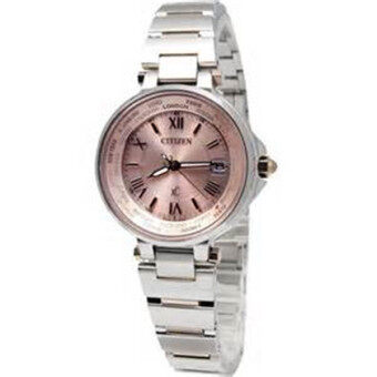 Harga CITIZEN xC EC1014-65W HAPPY FLIGHT Eco-Drive Radio Controlled Ladies Watch - intl